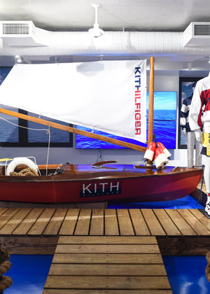 Kith x Tommy Hilfiger Activation