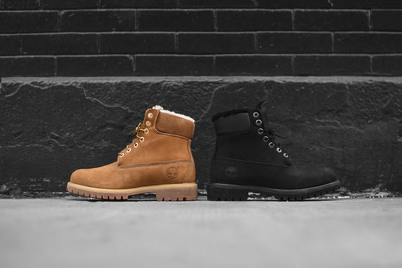 Timberland Winter Capsule
