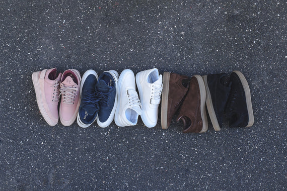 Filling Pieces Autumn 2016 Collection
