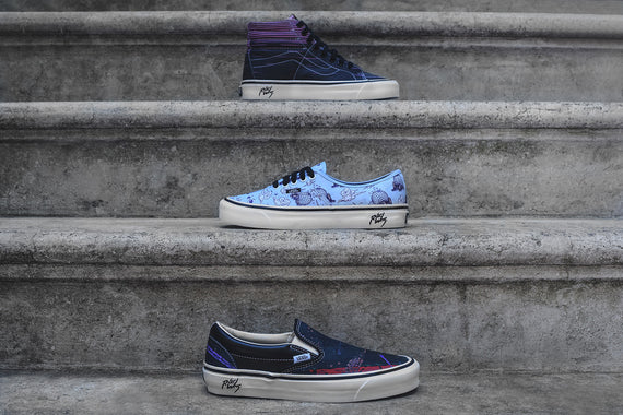 Vans Vault x Robert Williams Pack