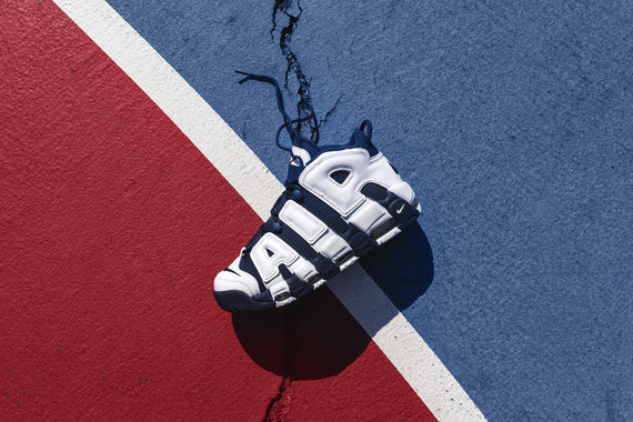 Nike Air More Uptempo Olympic Release & Event Info