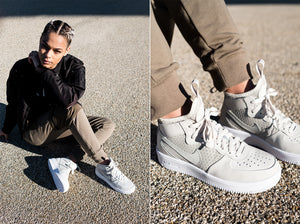 Kith Editorial for the Nike WMNS UltraForce Mid & SF-AF1