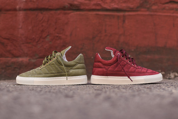Filling Pieces Low Top Pack