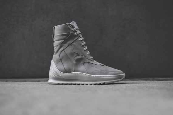 Filling Pieces Peak Boot - Dark Grey