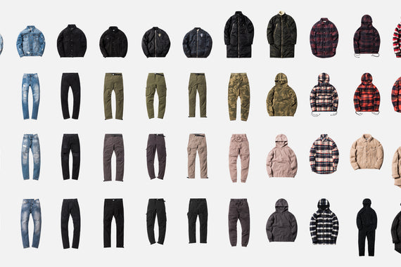 A Closer Look at Kith Winter 2017 Collection