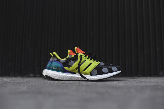 adidas x Kolor Ultra Boost - Core Black / Multi