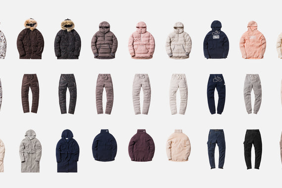 A Closer Look at Kith Winter 2017, Delivery II