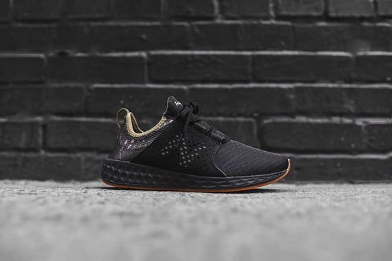 New Balance Fresh Foam Cruz - Black / Floral