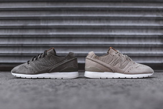 Kith Exclusive: New Balance MRL696 - Sand & Sage Pack