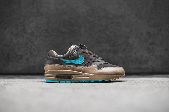 Nike Air Max 1 PRM - Ridgerock / Green