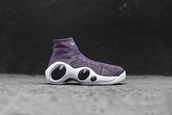 Nike Flight Bonafide - Purple / White
