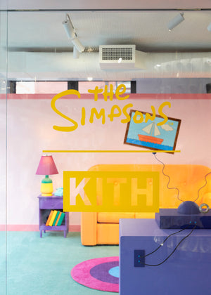 Kith for The Simpsons Activation