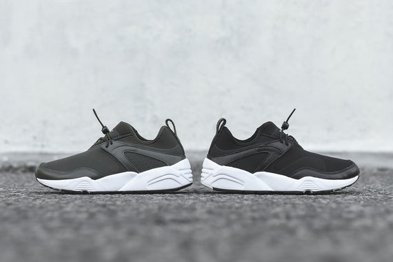 Puma x Stampd Blaze Of Glory & Trinomic Sock