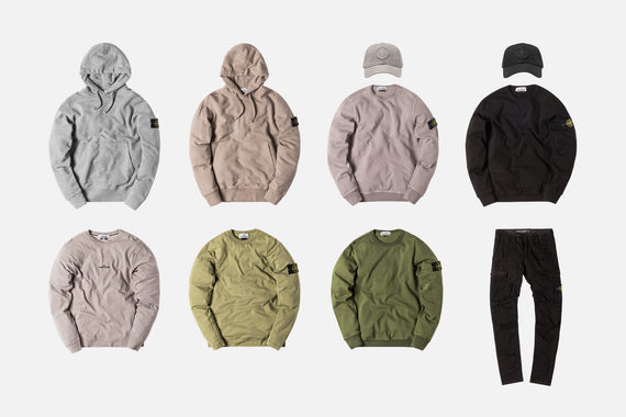 Stone Island Summer 2017, Delivery 2