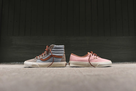Vans Brushed Pack