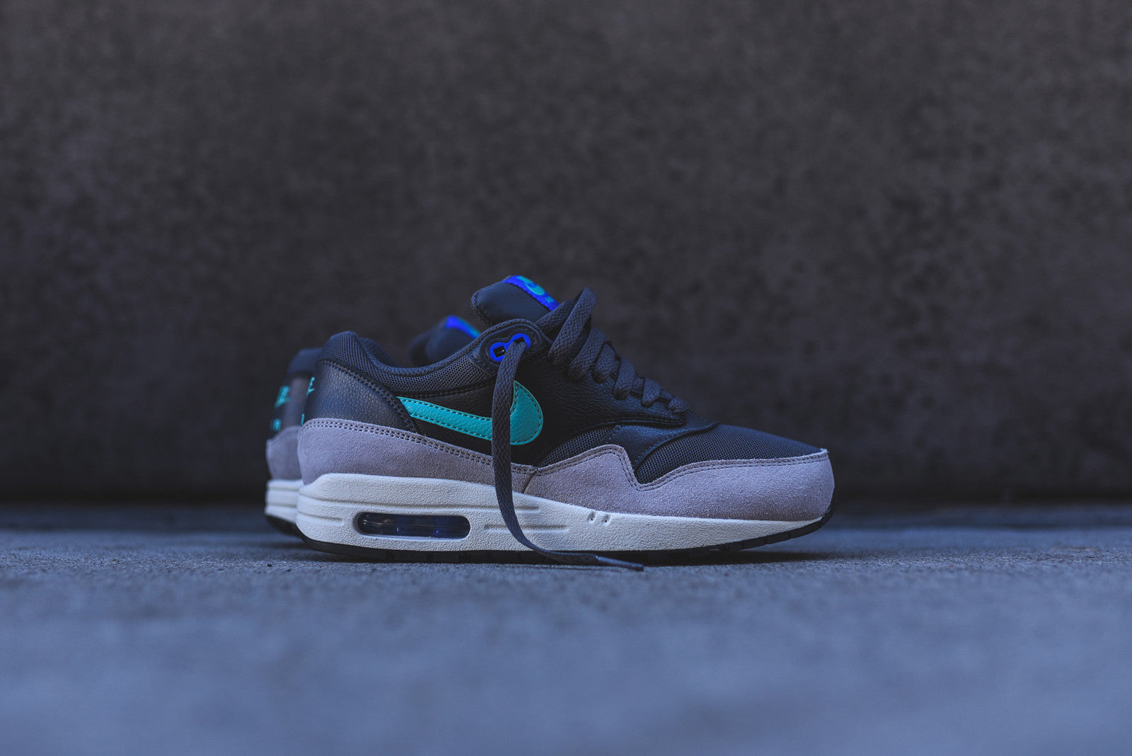 check out 821a8 533d8 WMNSNikeAirMax1EssentialBlack Grey Teal Purple 1.jpg v 1456498922