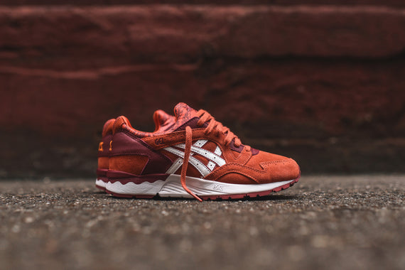 Asics WMNS Gel Lyte V - Red / Burgundy