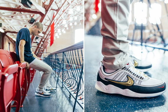 Nike Spiridon & Talaria Medal Stand Editorial by Kith