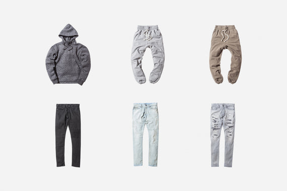 A Closer Look at the Cap'n Kith Collection