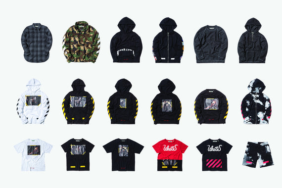 Off-White AW16 Collection - Third Delivery