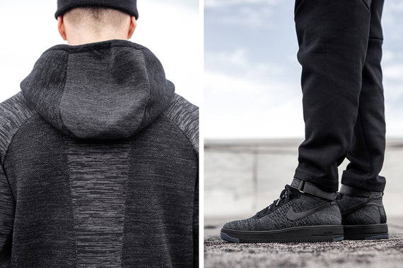 Nike Tech Knit Editorial by Kith