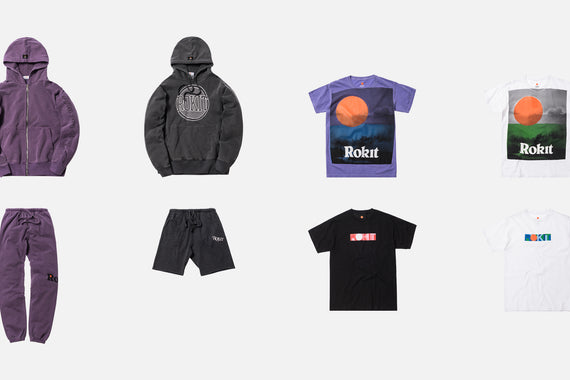Rokit Summer 2018, Delivery 1