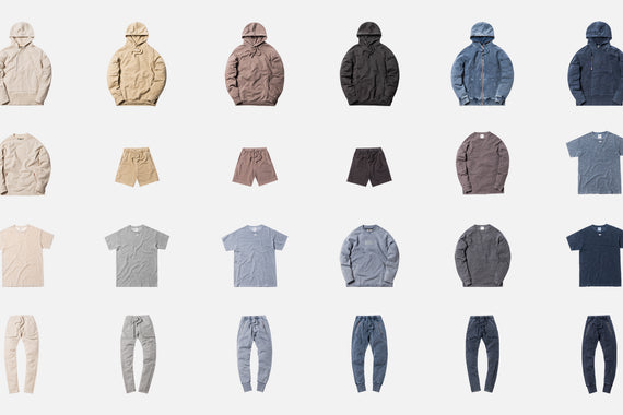 A Closer Look at Kith Spring 2018 Collection