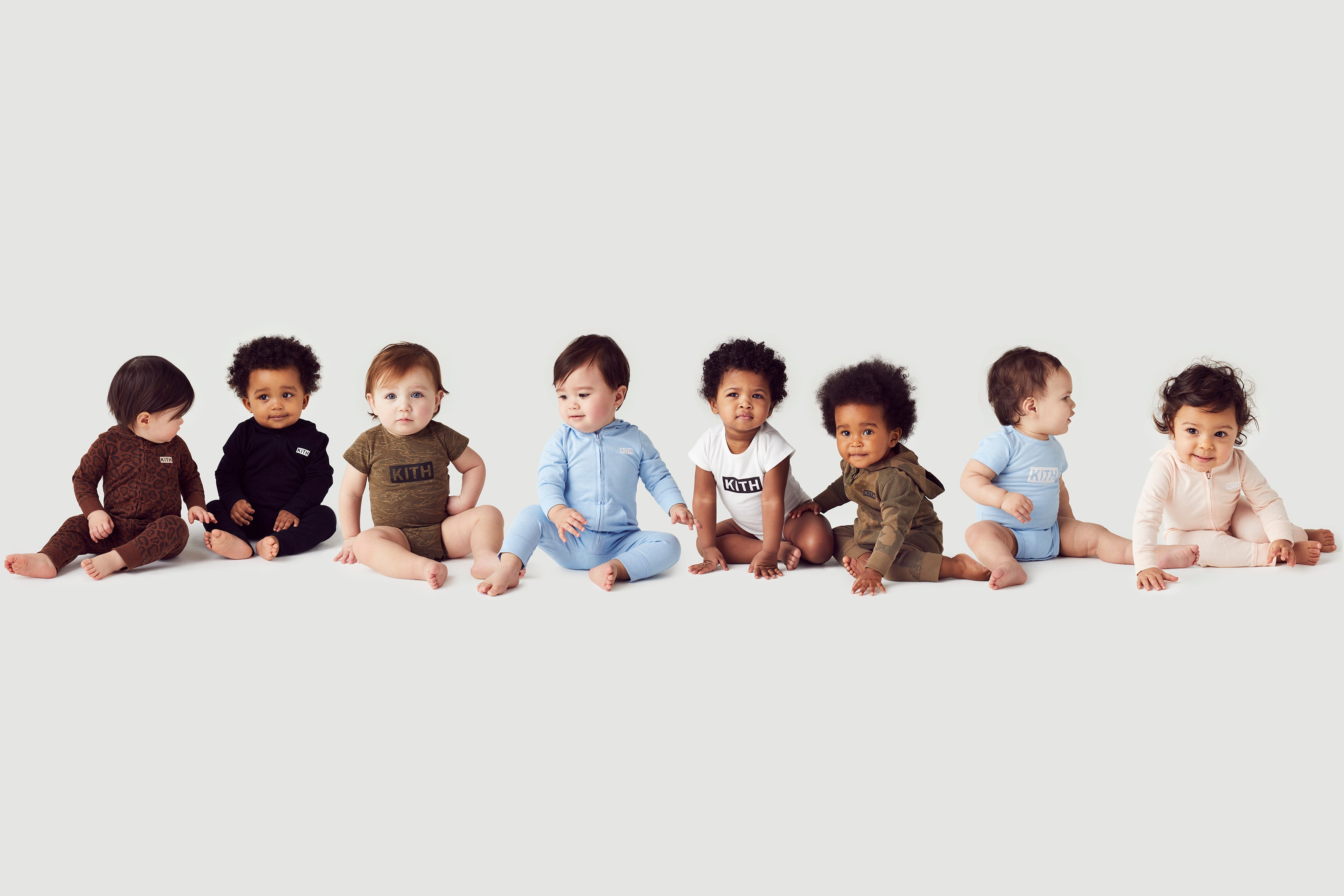 kidset toddlers collection kith