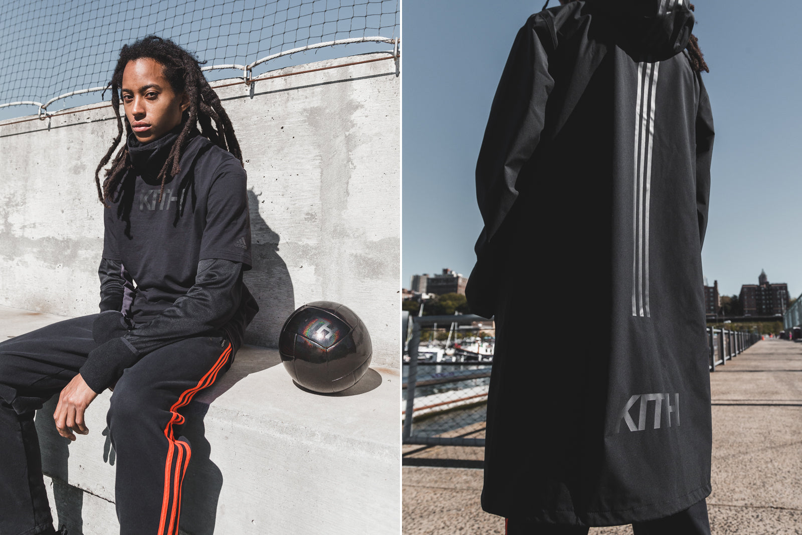 low priced dfada f0d04 Kith x adidas Soccer New York Cobras Lookbook. October 30, 2017. -11
