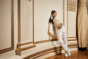 Kith Women x Versace Campaign 12