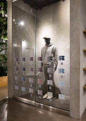 Kith for Russell Athletic Activation 15