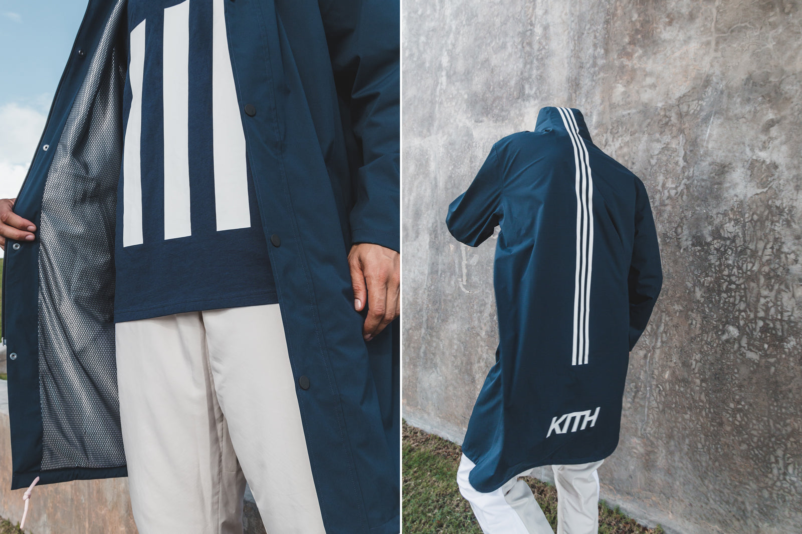 pretty nice 682be ecf72 Kith x adidas Soccer Miami Flamingos Lookbook