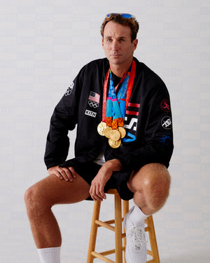 Kith for Team USA featuring Aaron Peirsol 1