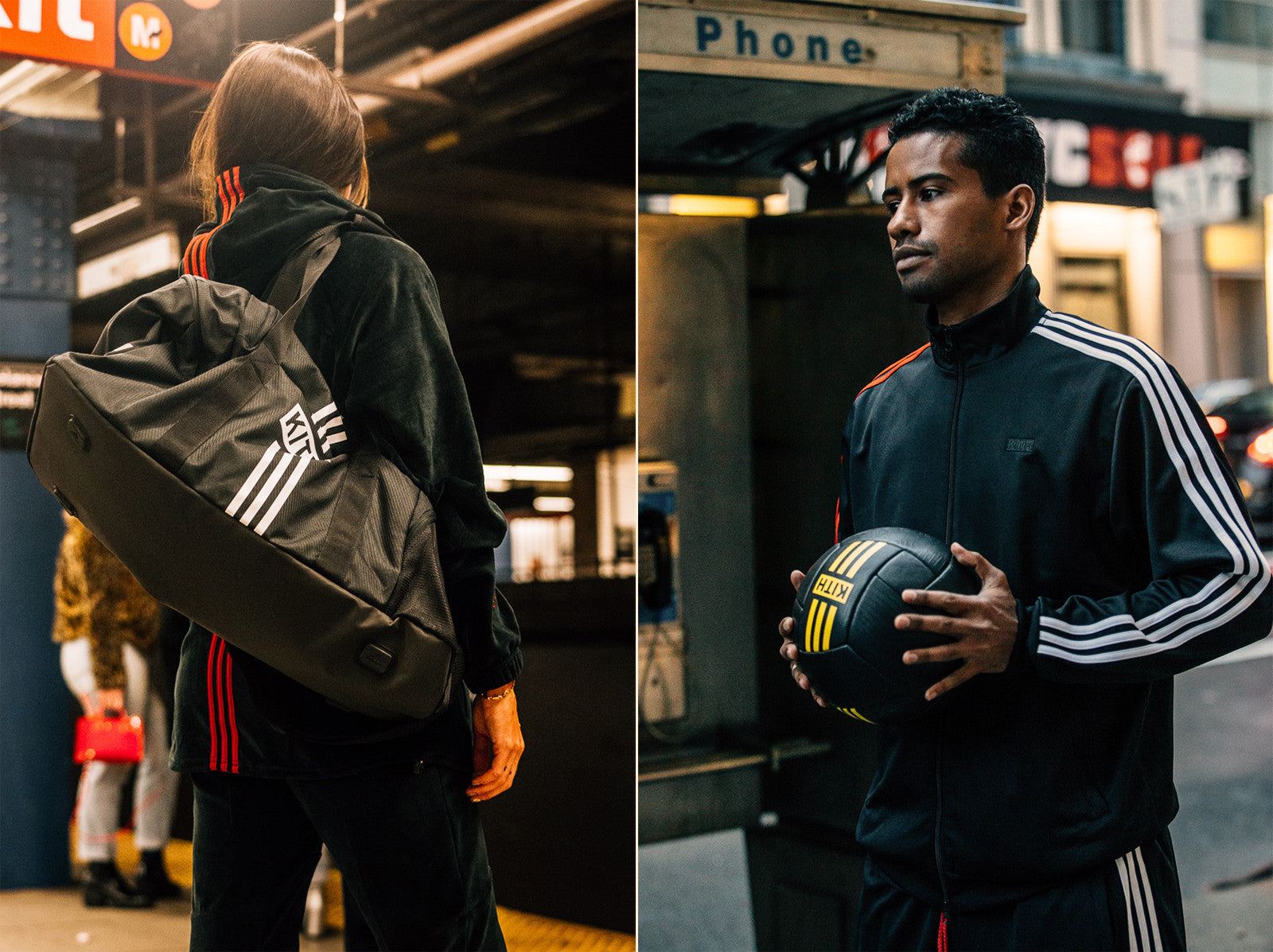 3fde46a691fb Kith x adidas Soccer Cobras Lookbook. May 30