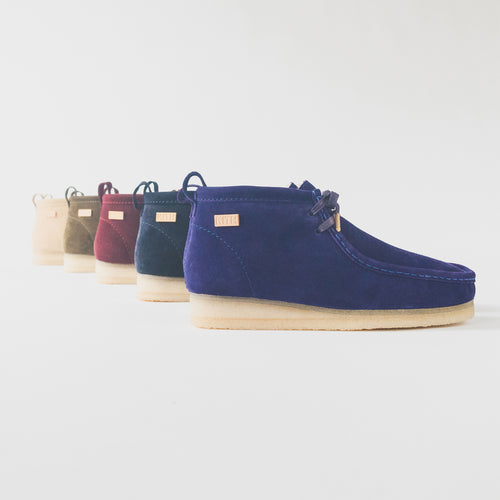 Ronnie Fieg x Clarks Originals Wallabees