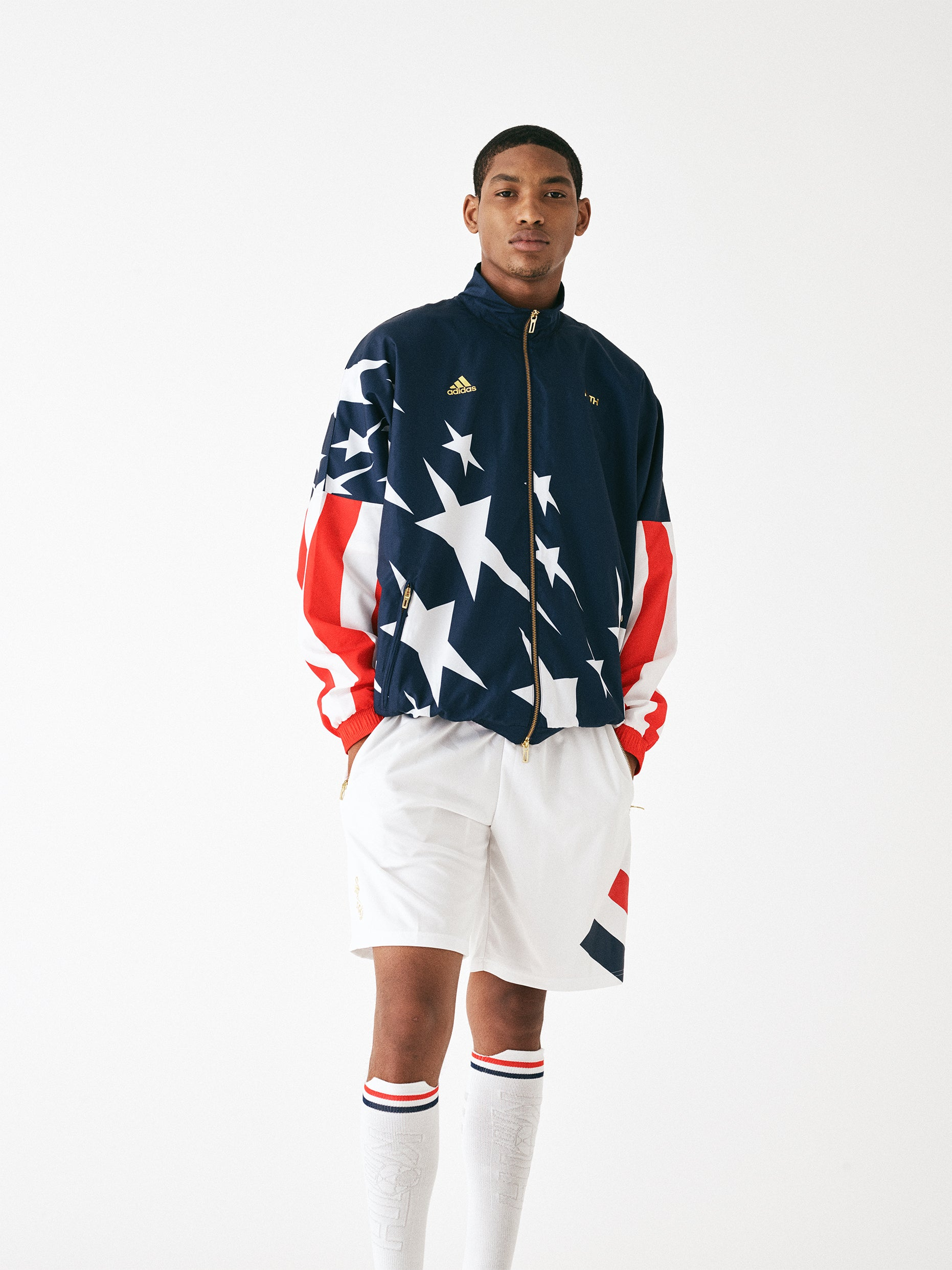 pretty nice 00252 50564 Kith x adidas Soccer Chapter 3 Lookbook