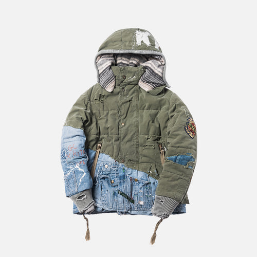 A Closer Look at Kith x Greg Lauren