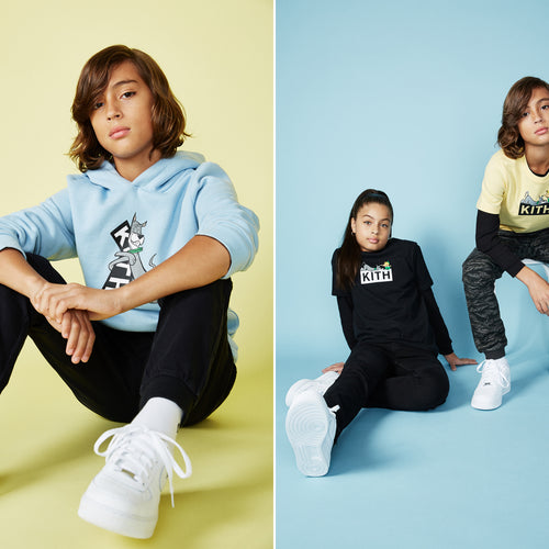 Kidset x Jetsons Lookbook