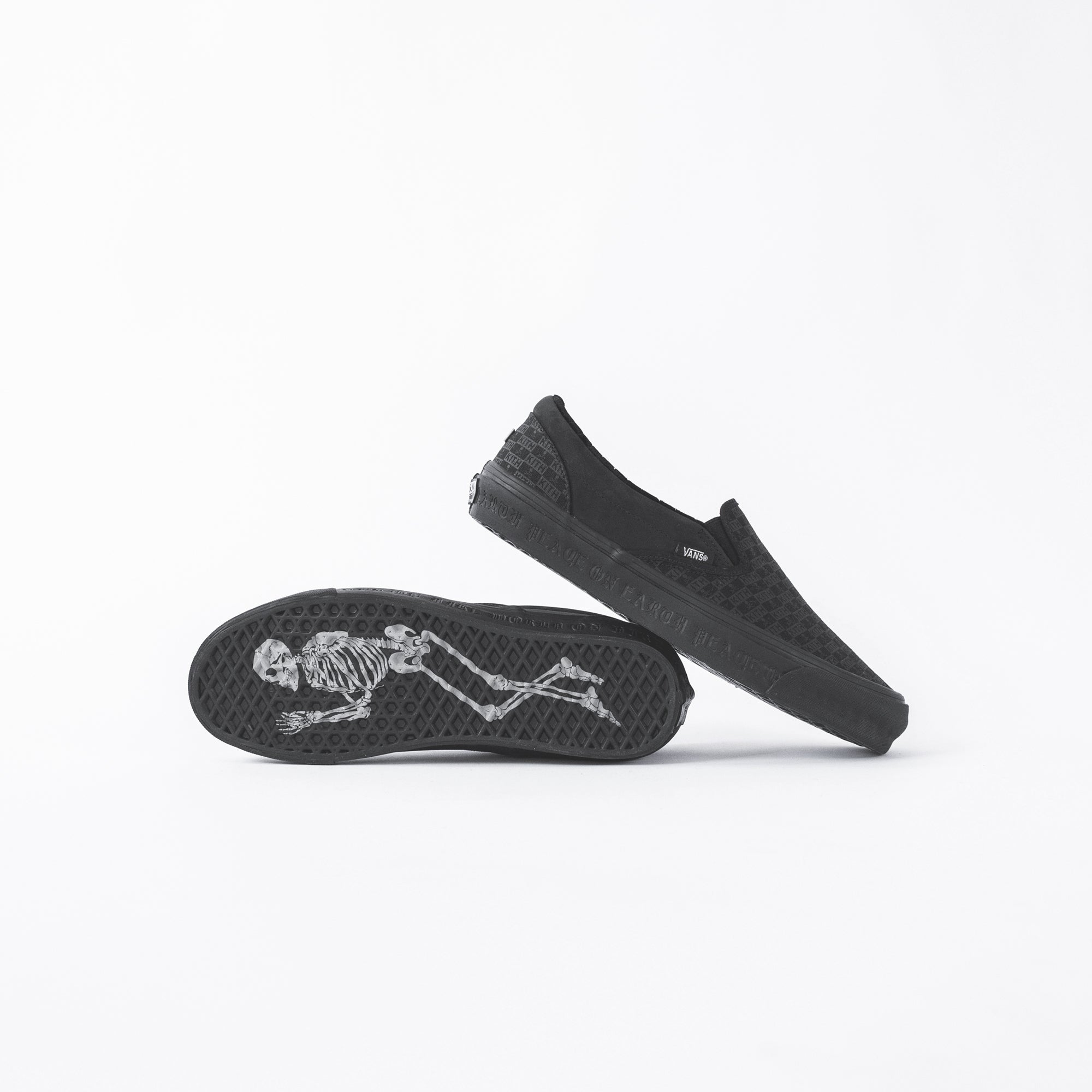 82fa56d867 Kith x mastermind WORLD x Vans Collection