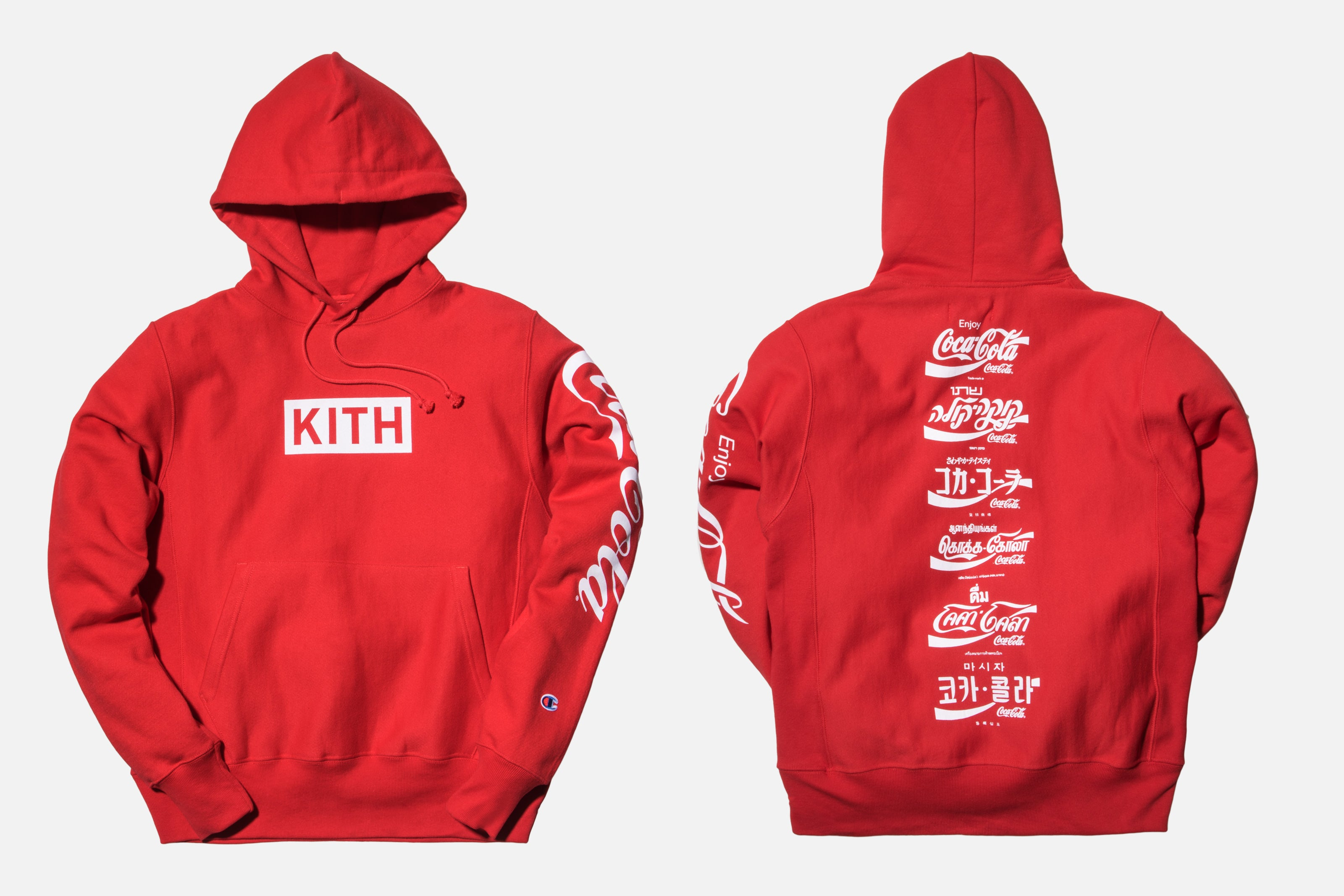 5c0f23d0464 A Closer Look at the Kith x Coca-Cola Collection
