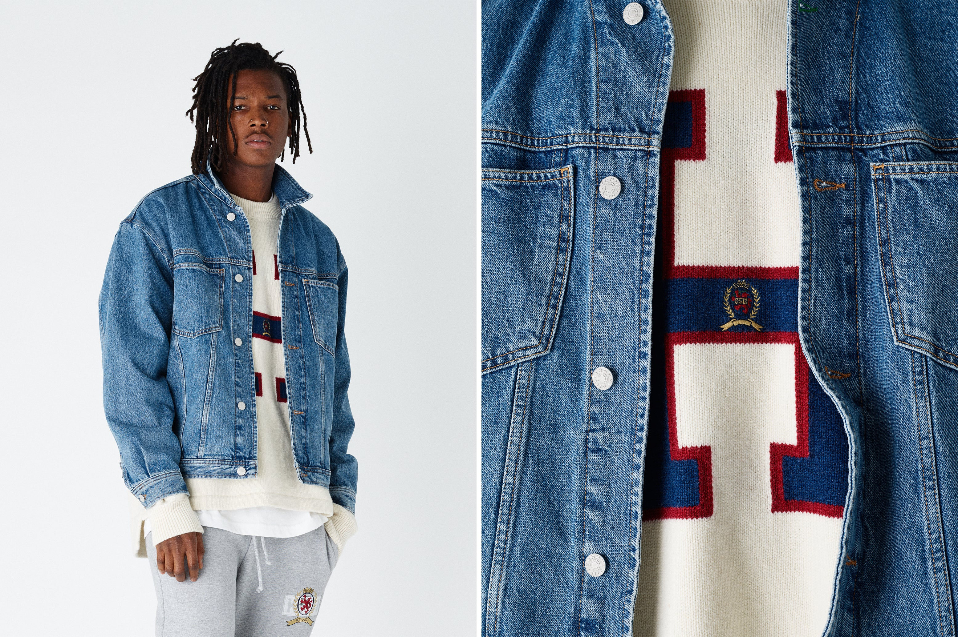 tommy jeans kith