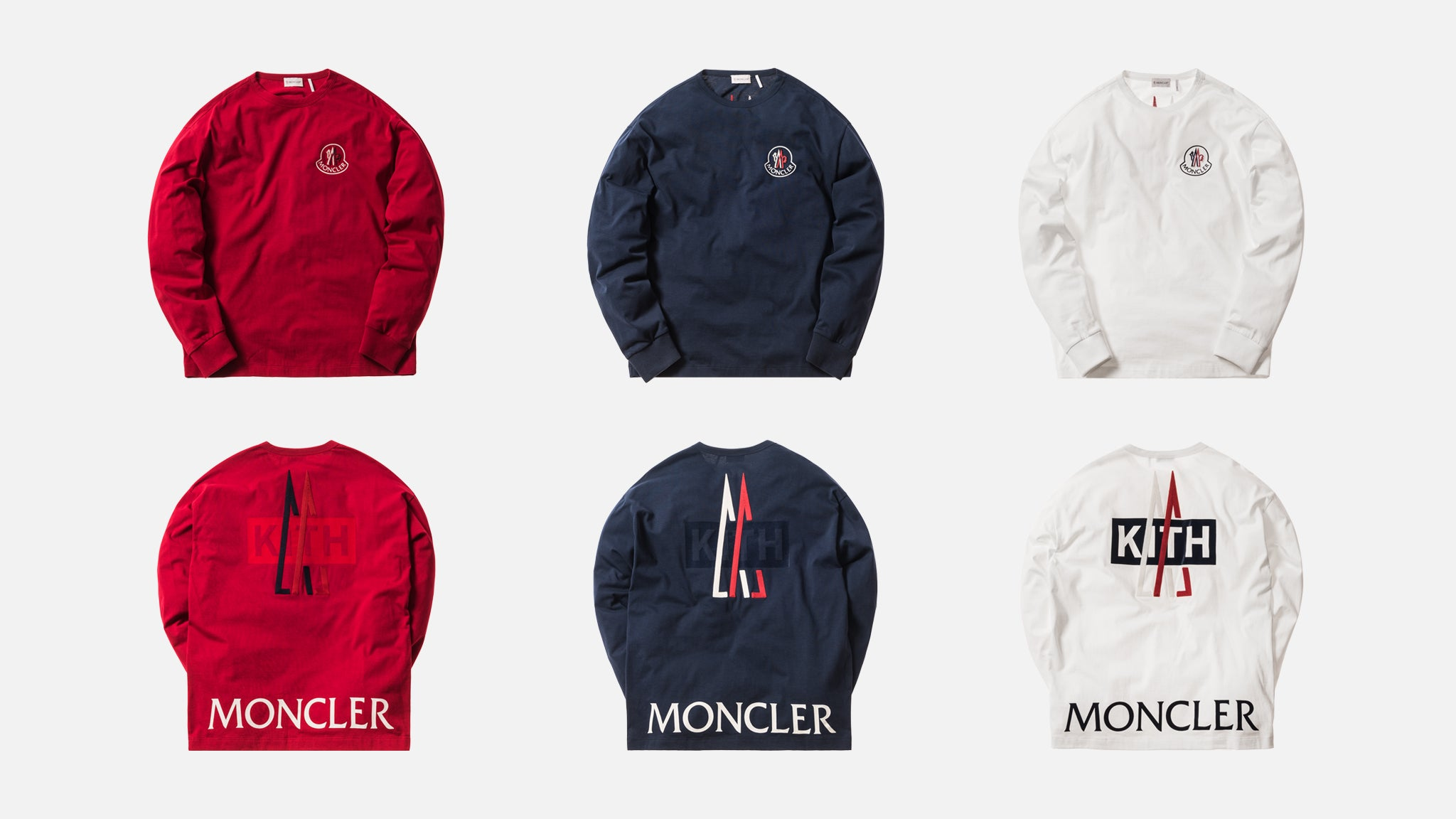 A Closer Look at Kith x Moncler, Delivery 2