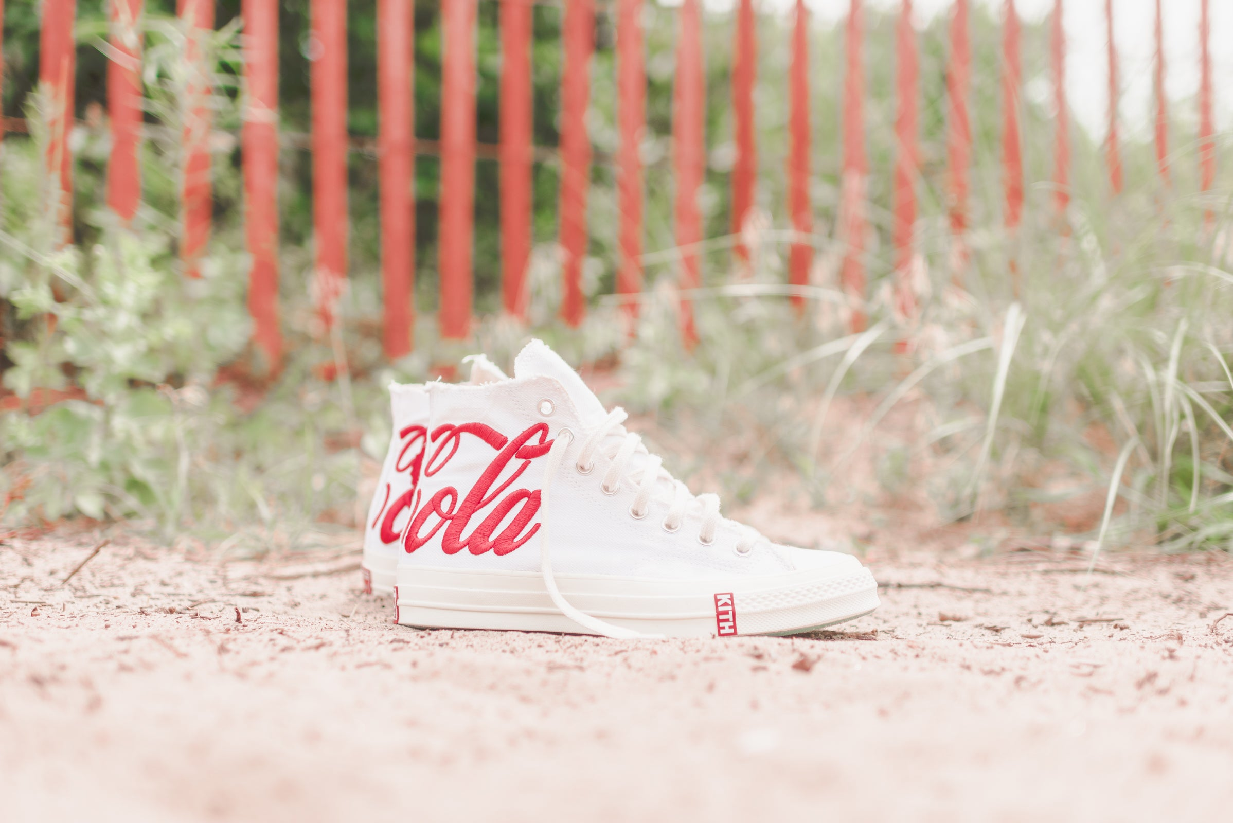 4b54e184c72f Kith x Coca-Cola x Converse Chuck Taylor All Star  70. August 08