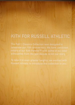 Kith for Russell Athletic Activation 3