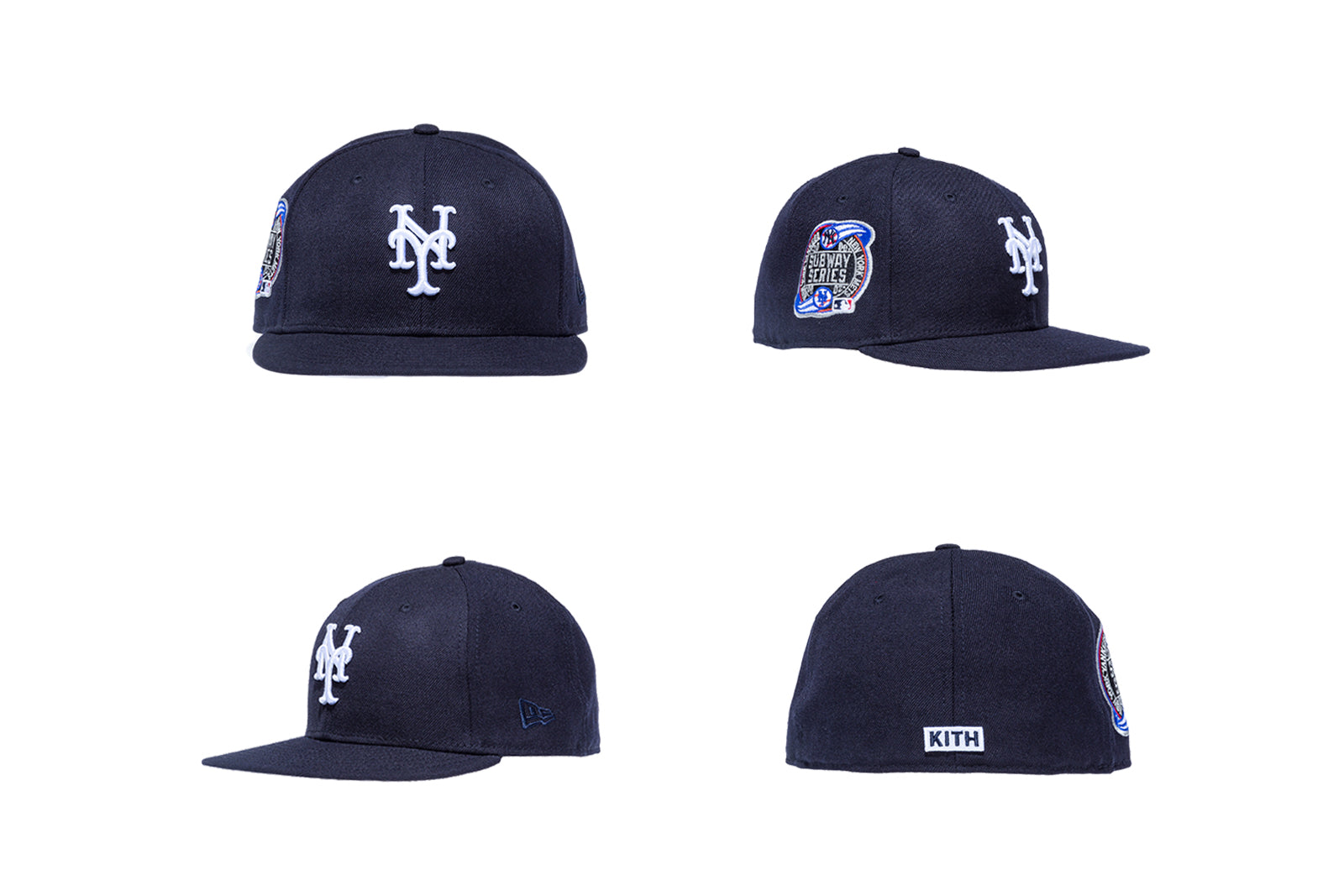 13aa44be2cf4a ... New Era x NY Mets x NY Yankees - MLB Subway Series Collection. July 28