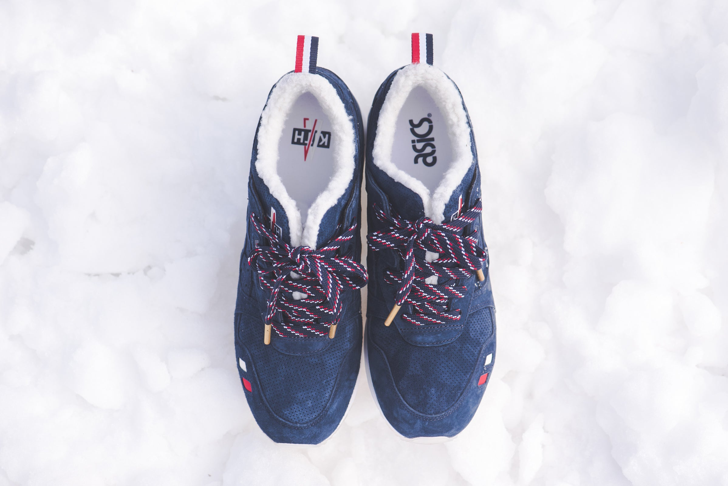 new style 14149 2346b Kith x Moncler x Asics Gel-Lyte III