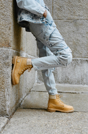 Kith Editorial for Jimmy Choo x Timberland 6
