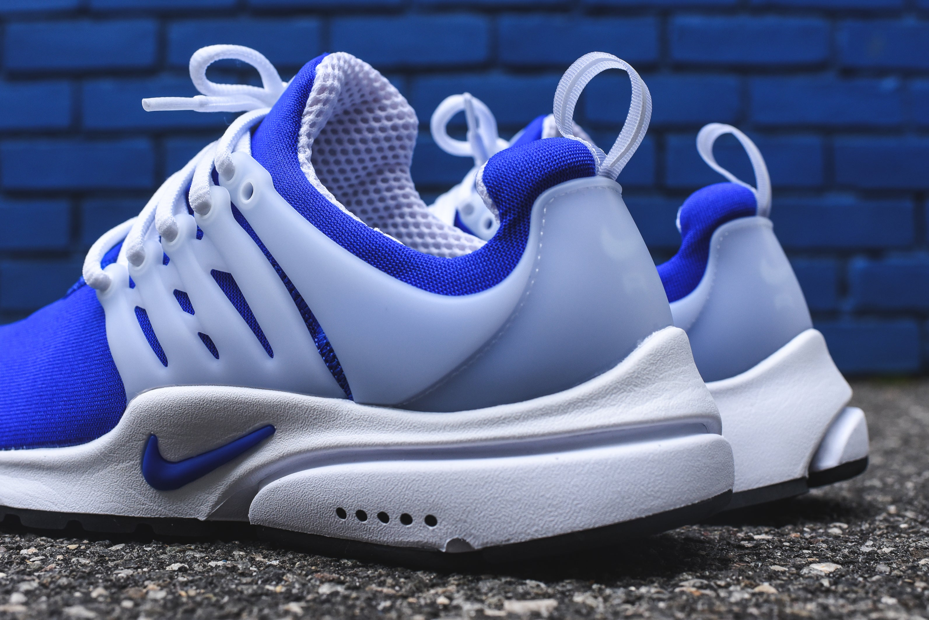 882c0e9ce1e Nike Air Presto Racer - Blue   White. August 23