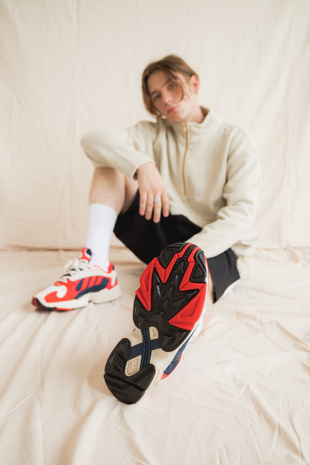 meet 332e4 19a07 Kith Editorial for the adidas Originals Yung-1