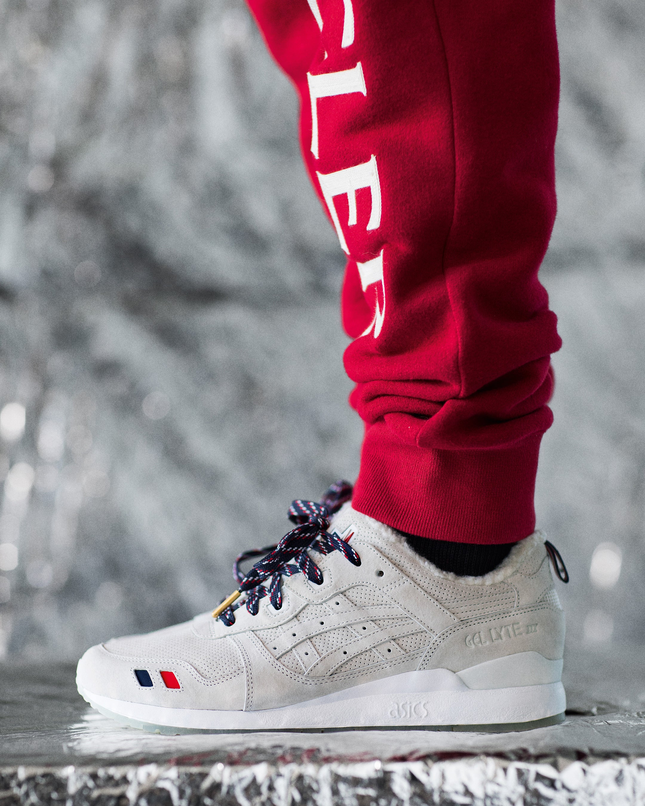 check out f8875 444ab the new Kith x Moncler x Asics Gel Lyte IIIs. releasing in 3 ...